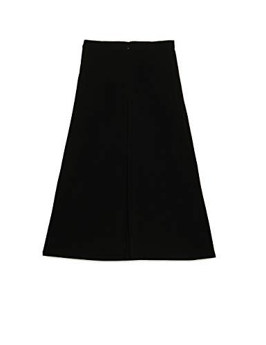 Elena Mirò jersey Nero Italian Pantaloni in Size svasati BBxwqdIr