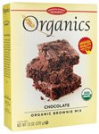 Dr. Oetker, Organic Chocolate Brownie Mix, 13.1 oz