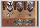 Deacon Jacks - Bob Lilly; Deacon Jones; Jack Youngblood #330/500 (Football Card) 2007 Donruss Classics - Classic Triples #CT-10