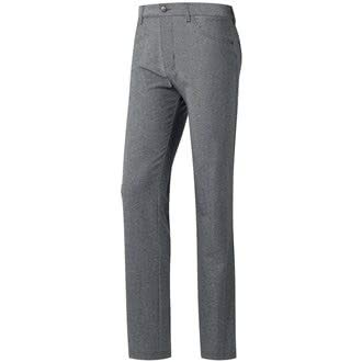 adidas Golf 2019 Mens Ultimate365 Heathered Five-Pocket Stretch Golf Trousers Grey Heathered ()