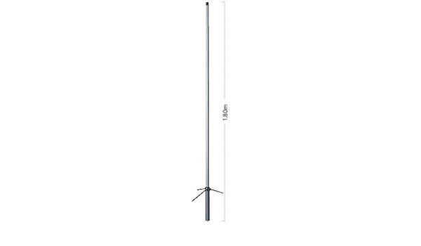 X-5000N 2 m/70 cm/23 cm 1200 mhz antena colineal X5000 X5000N ...