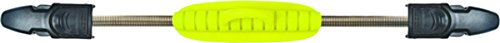 Innovative Stainless Steel Pro Diver EZ Spring Fin Straps (X-Large, Yellow)