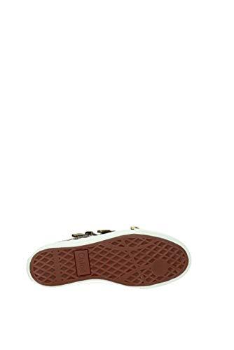 Femme Chloé Noir EU Cuir CHC18S21091 Sneakers PT7wTaxqF