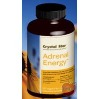 Crystal Star - Adrenal Energy Boost - 60 Caps