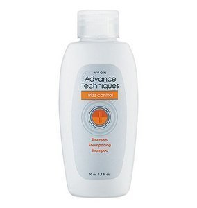 Avon Advanced Techniques Frizz Control Shampoo Travel Size