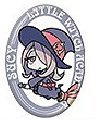 Little Witch Academia Sucy Ver.1 Badge