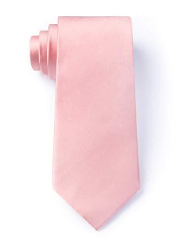 de651af21880 100% Silk Handmade Woven Tie Mens & Boys Necktie - 45 Colors - 4 Sizes