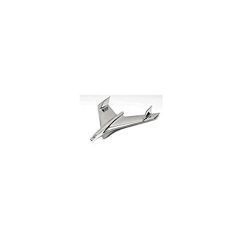 Eckler's Premier Quality Products 57-130593 Chevy Hood Bird, (Chevy Hood Bird)