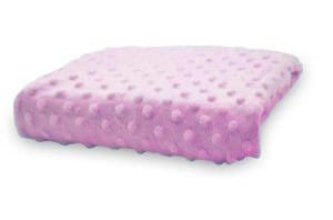 Kidiway Canada Kidicomfort Minky Microfleece Cover, Pink other products by KIDIWAY INC 2112