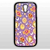 Best Character Costumes Of All Time (cute logo Sailor Moon Wallpaper For Samsung Galaxy S4 Black Case)