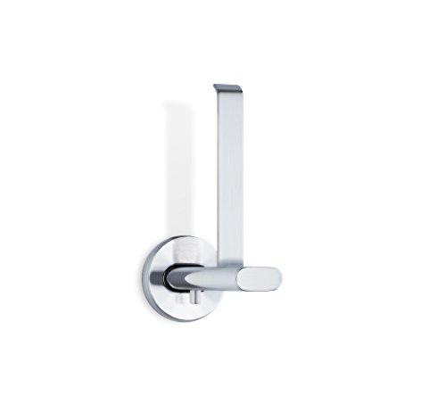 Blomus Toilet Roll Holder (Blomus Areo Stainless steel Toilet Paper Holder, Matte)