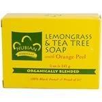 - Nubian Lemongrass and Tea Tree Soap (5 oz.) ( Six Pack) by Healthcare