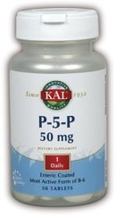 Bestselling P5P Dietary Supplements