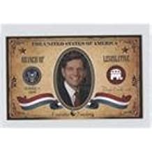John Barrasso (Trading Card) 2009 Executive Trading Series 1/2 - [Base] #WY1S