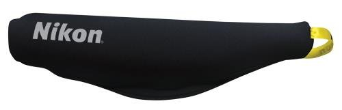 Nikon ScopeCoat 12.5' Rifle Scope Cover, 50mm, Black