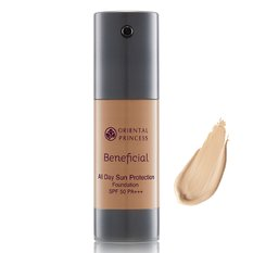 Beneficial All Day Sun Protection Foundation SPF 50 PA+++ No.02 (Revlon Colorstay Aqua Mineral)