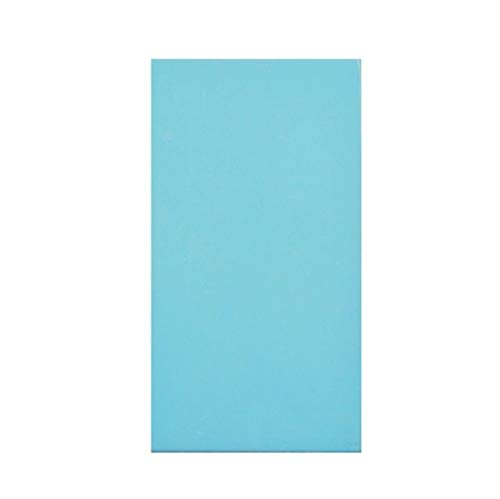 Speedball 4203 Speedy-Cut Easy Block Printing Carving Block - Soft Rubber-Like Material, Blue, 6 x 11 Inches