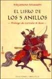 El Libro de Los 5 Anillos par Musashi Miyamoto