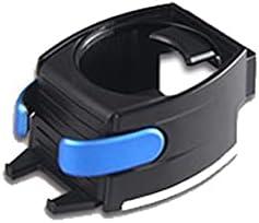 Smart Car Drink Holder Bottle Cup Water Air Vent Phone Mount 2 in 1 Car Air Vent Drink Cup Bottle Holder Car Drink Cup Bottle Holder (Color Name : Blue)