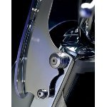 Quick Release Mounting Kit For Switchblade Windshield Yamaha / Triumph KIT-Q131 Switchblade Windshield Mounting
