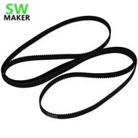 Zamtac Taiertime UP Box 3D Printer Spare Parts Y-axis Timing Belt for UP Box 3D Printer by GIMAX (Image #1)