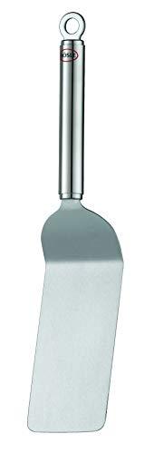 Rösle Angled Spatula 32 cm, Stainless Steel