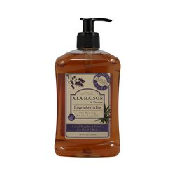 French Liquid Soap Lavender Aloe 16.90 ()