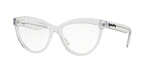 Burberry Mens Frames - Burberry Women's BE2276 Eyeglasses Transparent