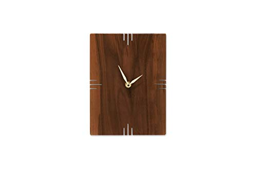Oscar Large Walnut Wall Clock | from Son of a Sailor