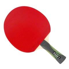 GEWO Champ Flared Pre-Assembled Table Tennis Racket (Best Pre Assembled Table Tennis Racket)
