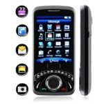 X900 2.6-inch Touch Screen Quadband Dual SIM Standby Dual Camera Bluetooth TV Cell - Screen Band Touch 2.6