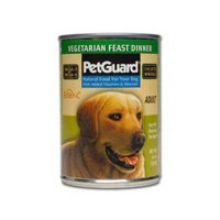 PetGuard Canned Adult Dog Food Vegetarian Feast Dinner -- 14 oz