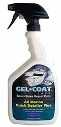 Gel Coat Labs All Marine Quick Detailer Spray 32oz for RV