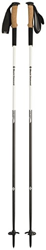 Black Diamond Alpine Carbon Z Z-Poles, Pearl Black, 120cm