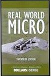 Real World Micro, 20th Ed, Dollars & Sense, 1939402042