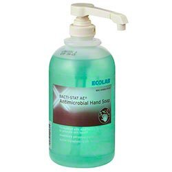 Zoom Supply Ecolab 6060116 BactiStat Soap, Hospital Ecolab Bacti Stat Hand Soap -- Attacks Dangerous Invisible Pathogens