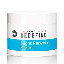 Rodan + Fields Redefine Night Renewing Serum