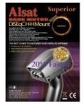 Alsat sup/érieure moteur fonc/é