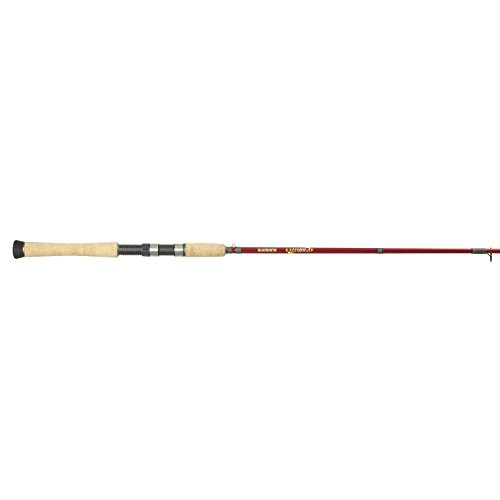 SHIMANO Stimula 2-Piece Spin Rod (5-Feet 6-Inch Ultralight)