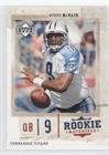 Steve McNair (Football Card) 2005 Upper Deck Rookie Materials - [Base] #86