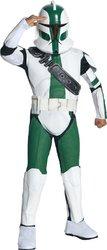 Clone Trooper Commander Gree Costume -