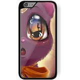 luna sailor moon artistic color for iPhone 6 Plus/6s Plus Black case - Sailor Moon Cases Iphone 6