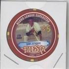 Sam Jethroe #/1,000 (Baseball Card) 1996-98 Fiesta Casino $5 Poker Chips - [Base] #SAJE from Fiesta Casino $5 Poker Chips