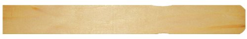 """Perfect Stix 9"""" Wooden Paint Paddle Stirrer Sticks Length (Pack of 100)"""