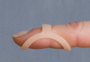Oval-8 Finger Splints - Combo Pack - Size 4, 5, 6 by 3-Point Products