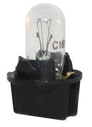 Lumapro Miniature Lamp, 2.6W, T3 1/4,14V, PK10 - 3EHJ9 (Pack of 2)