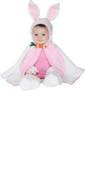 Morris Costumes Little Girl's Lil Bunny Costume, 3-12 (3 Man Halloween Costume Ideas)