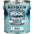 Acrylic Pool And Fountain Paint 1-Gal White