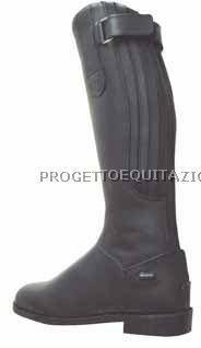 equi Comfort Botas de Piel Con Cremallera Niño (gemelo + 1) (37)
