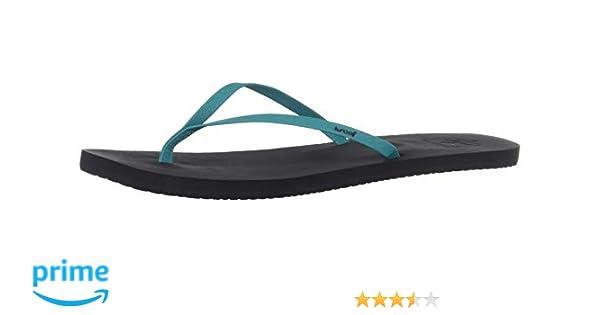 82690679d Amazon.com: Reef Women's Bliss Nights Flat Sandal: Shoes